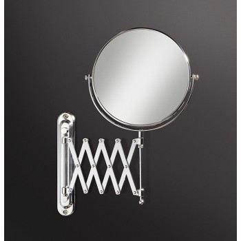 Rossi Extendable Magnifying Mirror Ø20cm