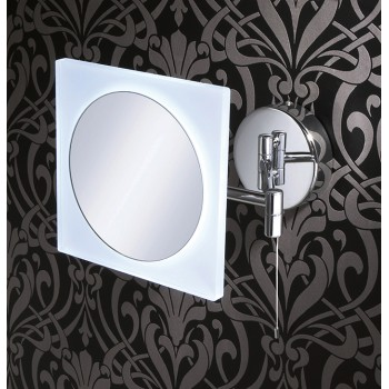 Aries Magnifying Mirror H20 x W20cm