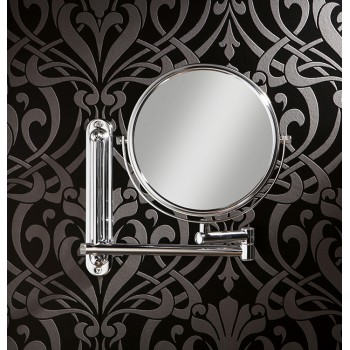 Tila Double Arm Magnifying Mirror Ø20cm