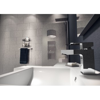 Form Wall mounted basin mixer